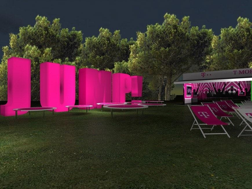 Projekt strefy plenerowej – Wizualizacja 3D