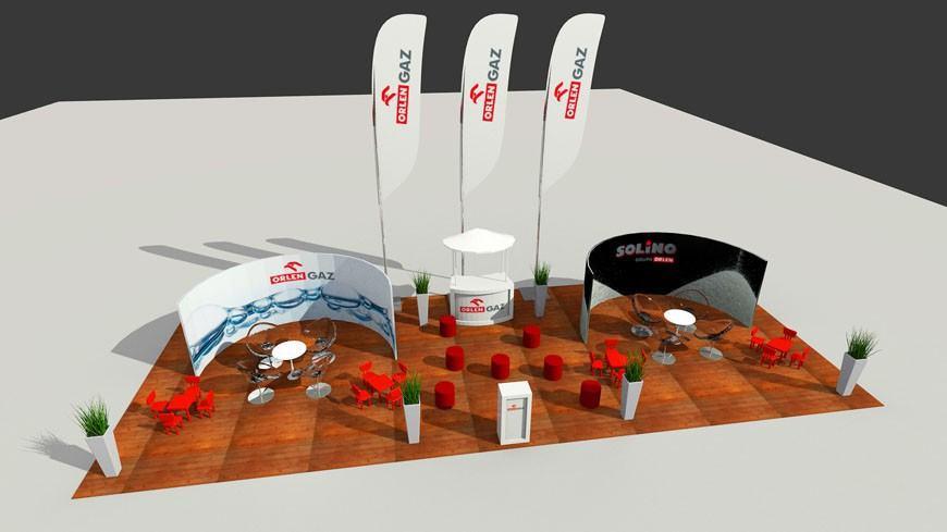 Wizualizacja 3D - wizualizacja eventu