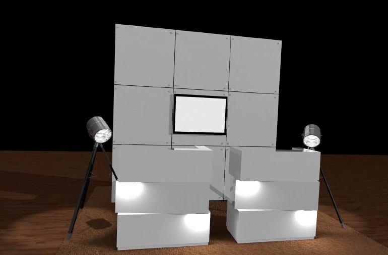 animacja projekt recepcji