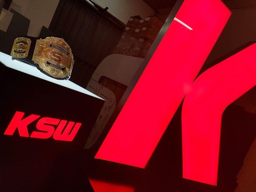 Produkcja eventowa KSW 37