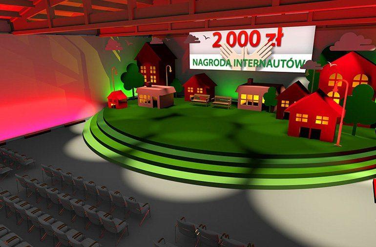 BZ WBK - Wizualizacja scenograficzna