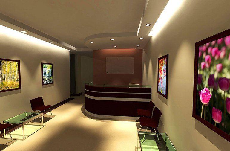Wizualizacja gabinetu stomatologicznego
