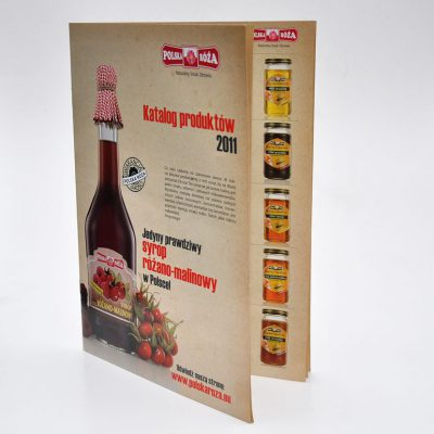 Folder produktowy Polska Róża
