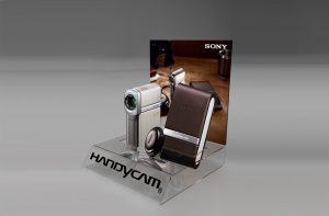 Ekspozycja kamery SONY