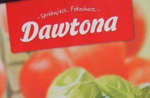Dawtona - rollup i stoisko