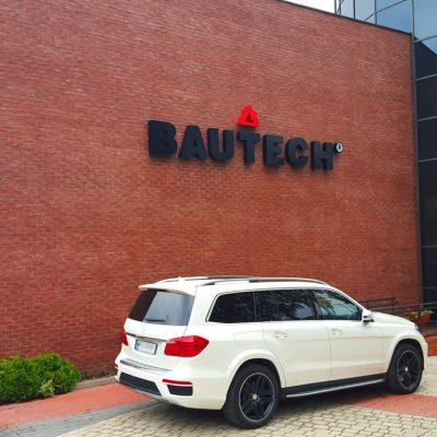 Litery podświetlane Bautech