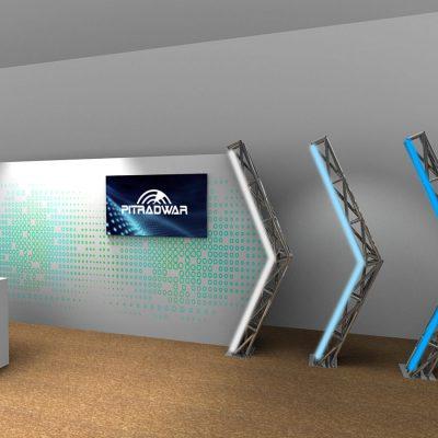 Wizualizacja 3D konferencji