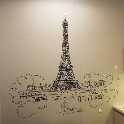 Tapeta laminowana na ścianę
