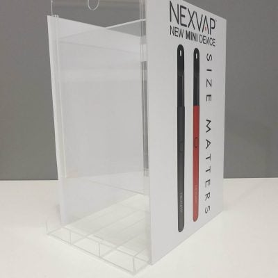 ekspozytor do e-papierosów