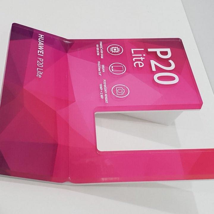 Prezentery POS dla smartfona Huawei