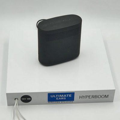 Podest prezentacyjny pod głośnik bezprzewodowy